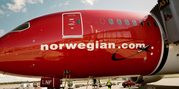 Cryptocurrency norwegian airline
